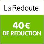 La Redoute Intérieurs : -40€ de réduction sur votre commande !