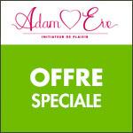 Adam et Eve : 2 soutiens gorge ou ensembles pour 25€