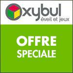 Oxybul Eveil et jeux, 10 € offert tous les 50 € d'achats