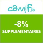 Camif : -8% supplémentaires !