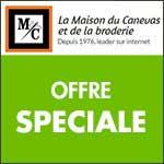La Maison Du Canevas : vente exclusive Luc Créations