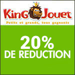 King Jouet : Un poney lumineux offert !