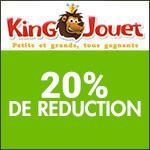 King Jouet : -15% sur une sélection KidKraft !