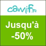 CAMIF / Jusqu'à -50% sur le mobilier Fabrication Francaise