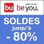 ADAM et EVE, Soldes jusqu'à -80%