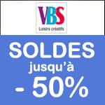 VBS HOBBY, Les soldes 2ème démarque jusqu'à -60% !