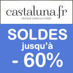 Castaluna : Soldes sur la mode grande taille !