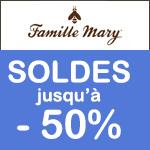 FAMILLE MARY, profitez des Soldes pour vous faire du bien