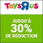 Toys'R'Us : 30% de réduction sur les jeux de plein air
