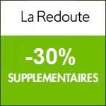 La Redoute Intérieurs : -15% supplémentaires !