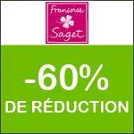 Françoise Saget : économisez -60% !