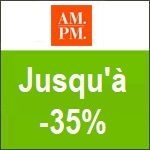AM.PM : Black Friday jusqu'à -50% !