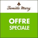 Famille Mary :  2 flacons de gelée royale offerts pour l'achat d'un flacon !
