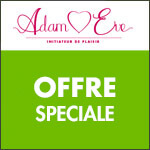 Adam et Eve : coffret de 2 vibromasseurs à 5€90 !