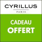 Cyrillus : votre écharpe offerte !