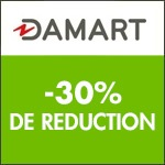 Damart : PROMOS - 30% dès le 1er Article