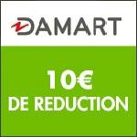 Damart : 10€ offerts tous les 50€ d'achats