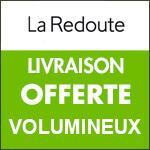 La Redoute : livraison à domicile offerte !