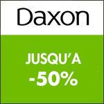 Daxon : jusqu'à -50% sur une sélection d'articles !