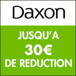Daxon:  Remises jusqu'à -50% sur la Nouvelle Collection
