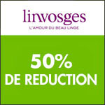 Linvosges : Collection Automne-Hiver jusqu'à -40%