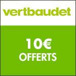 Vertbaudet : 10€ offerts en carte cadeau