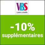 VBS Hobby : -10% supplémentaires sur les sapins