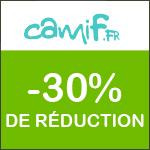 Camif : -30% dès 3 articles achetés !