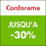 Conforama : -40% sur les chambres et la literie !