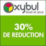 Oxybul : -30% dès 2 articles achetés !