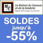 La Maison Du Canevas : Soldes !