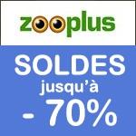 Zooplus : Soldes jusqu'à -70% !