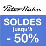Peter Hahn : Soldes d'Hiver