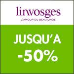 Linvosges : Soldes jusqu'à -60%