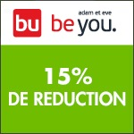 Adam et Eve : 12% de réduction à partir de 60€ d'achats