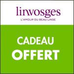Linvosges : Livraison offerte + nouveau cadeau gratuit