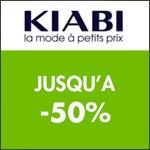 Kiabi : promotions jusqu'à -50% !