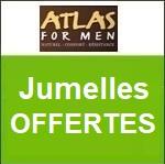 Atlas for Men : des jumelles vous sont offertes !