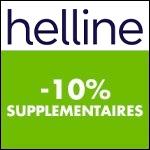 Helline : -10% sur toute votre commande !