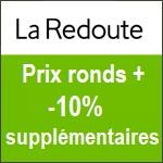 La Redoute : derniers petits prix sur la collection été + -10% supplémentaires !