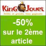 King Jouet : promotion sur les Playmobil !