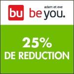 Adam et Eve : économisez -25% sur votre commande