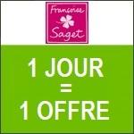 Françoise Saget : Calendrier de l'Avent profitez d'une offre par jour !