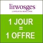 Linvosges : 1 jour = 1 offre !