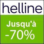 Helline : SOLDES jusqu'à -70% durant les soldes !