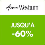 Anne Weyburn : Jusqu'à 60% de Réduction sur la Mode A/H 19