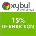 OXYBUL : -15% de remise sur le nouveau catalogue NOEL 2019