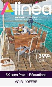 Catalogue Alinea cuisine