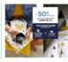 FRANCOISE SAGET - JUSQU'A - 50% + Un CADEAU pour toute commande