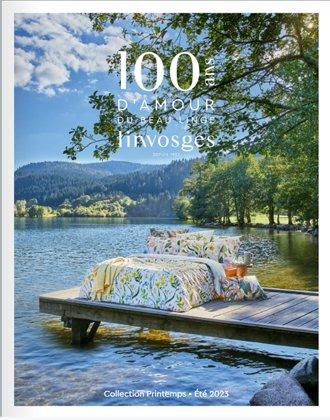 D couvrez les plus grandes marques de linge de maison et commander gratuitement leurs catalogues for Grandes marques de linge de maison